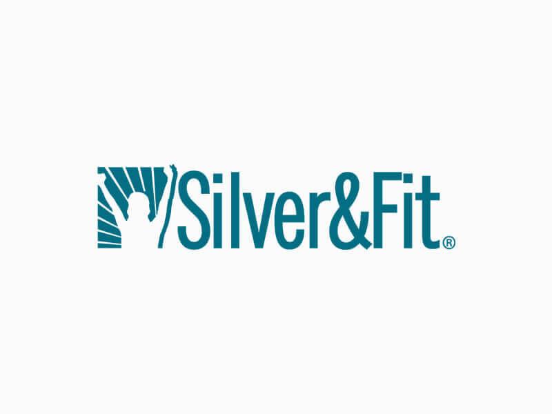 Silver&Fit logo