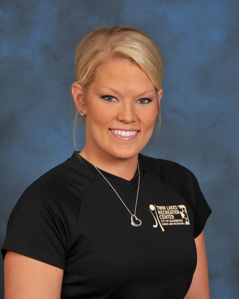 Twin Lakes Recreation Center - Membership Coordinator - Megan Stark