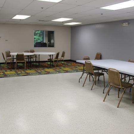 Bloomington Facility Rental - Lower Level 8