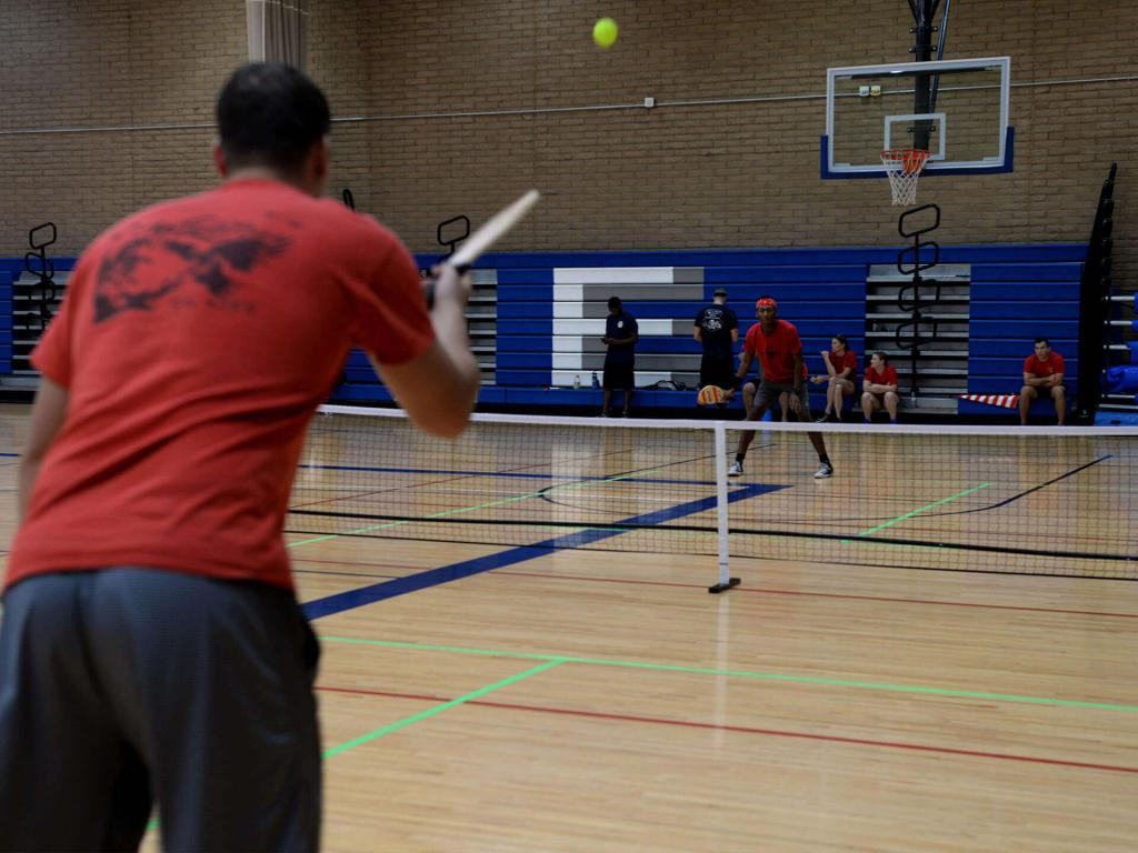 Bloomington Fitness Classes - Pickleball