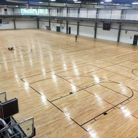 Bloomington Fitness Facility Rental - Basketball Court