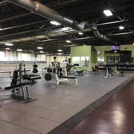 Bloomington Fitness Facility near me