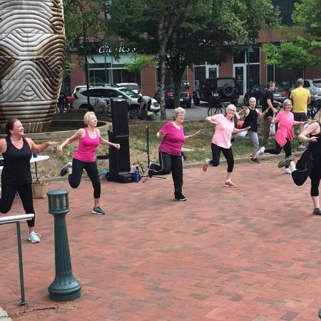 Bloomington Fitness Program - ZUMBA