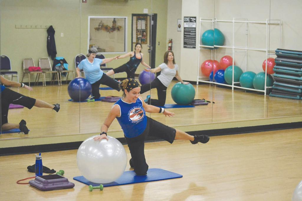 Bloomington Group Exercise - Core 360