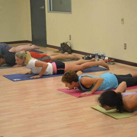 Bloomington Group Fitness Class - Beginning Yoga