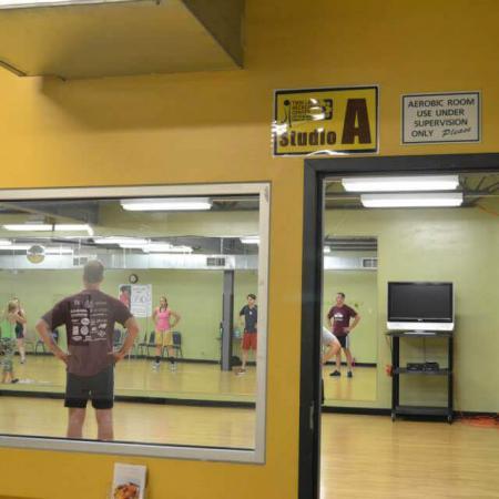 Bloomington Group Fitness Classes - Studio A