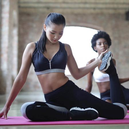 Bloomington Group Fitness Classes - Yoga Stretch