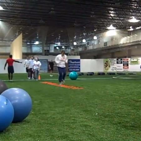 Bloomington Local Fitness Center - Turf Field Boot Camp