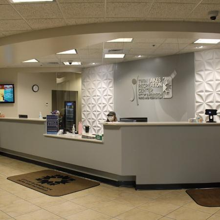 Bloomington Recreation Center - Front Desk 1