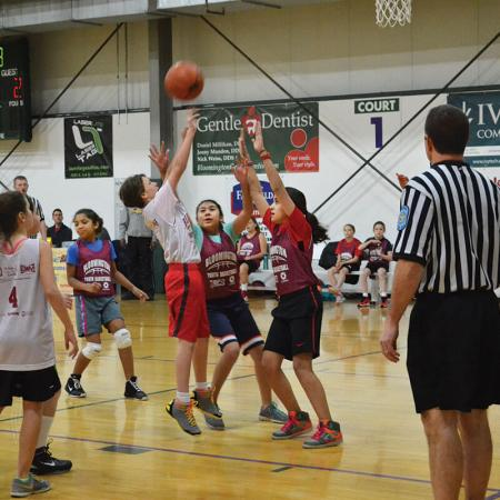 Bloomington Health Club - Youth Basketball