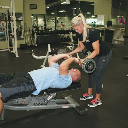 Bloomington one on one personal training - Megan