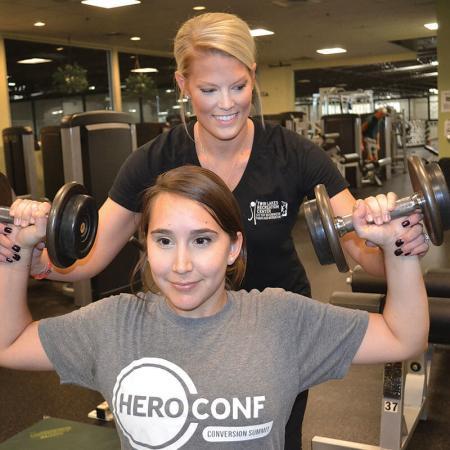 Bloomington personal training
