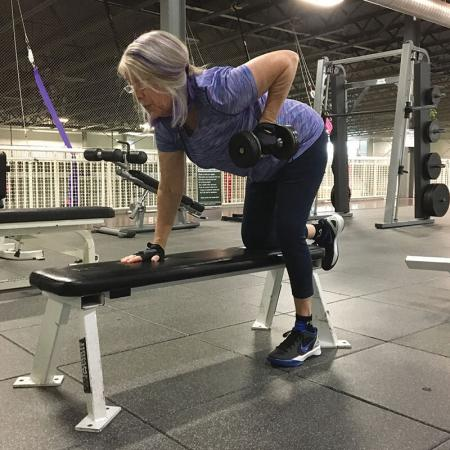 Bloomington workout