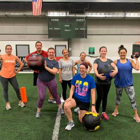 personal training in Bloomington