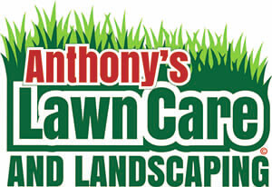 Anthony's Lawn Care and Landscaping logoare and Landscaping logo